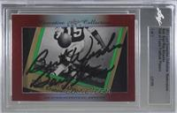 Bart Starr, Ray Nitschke [Encased] #/1