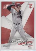 Rookies - Aaron Judge /399