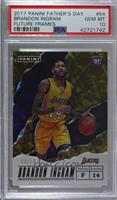 Brandon Ingram [PSA 10 GEM MT] #/10