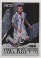 Lionel Messi #/499