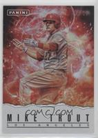 Mike Trout /25