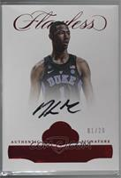 Harry Giles [Noted] #/20