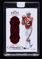 Jim Kelly #11/15