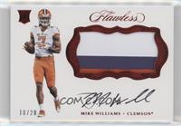 Mike Williams /20