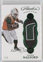 Clive Walford #/5