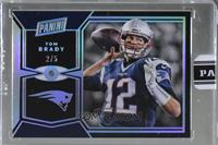 Tom Brady [Uncirculated] #2/5