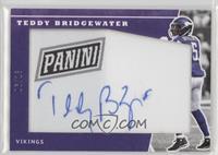 Teddy Bridgewater /15