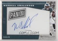 Wendell Smallwood #/25