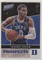 Jayson Tatum #/99