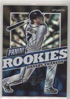 Dansby Swanson #/25