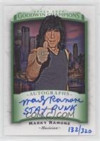 Marky Ramone (
