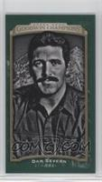 Black & White - Dan Severn #/25