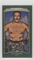 Horizontal - Dan Severn #/25