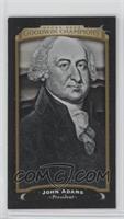 Black & White - John Adams #/17