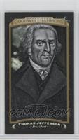 Black & White - Thomas Jefferson #/17