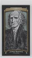 Black & White - James Madison #/17