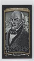 Black & White - John Quincy Adams #/17