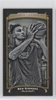 Black & White - Ben Simmons /17
