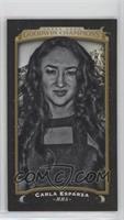 Black & White - Carla Esparza #/17