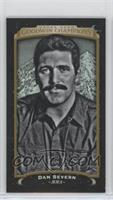 Black & White - Dan Severn #/17