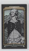 Horizontal - George Washington #/17