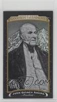 Horizontal - John Quincy Adams #/17