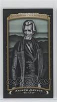 Horizontal - Andrew Jackson #/17