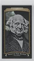 Horizontal - Martin Van Buren #/17