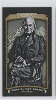 John Quincy Adams #/17