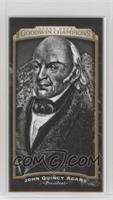 Black & White - John Quincy Adams