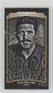 2017 Upper Deck Goodwin Champions - [Base] - Mini #138 - Black & White - Dan Severn
