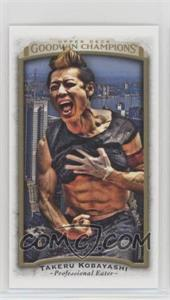 2017 Upper Deck Goodwin Champions - [Base] - Mini #33 - Takeru Kobayashi
