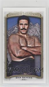 2017 Upper Deck Goodwin Champions - [Base] - Mini #38 - Dan Severn