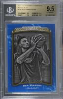 Black & White - Ben Simmons [BGS 9.5 GEM MINT]