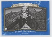 Horizontal - George Washington