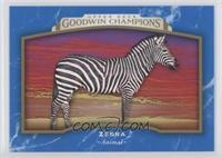 Horizontal - Zebra