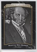 Black & White - Martin Van Buren