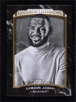 Black & White - LeBron James