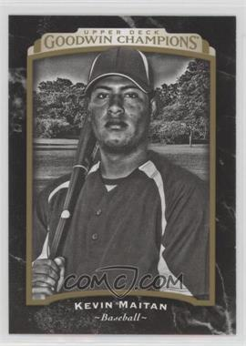 2017 Upper Deck Goodwin Champions - [Base] #149 - Black & White - Kevin Maitan