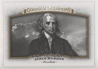 Horizontal - James Madison