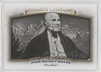 Horizontal - John Quincy Adams