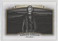 Horizontal - Andrew Jackson