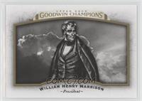 Horizontal - William Henry Harrison