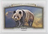 Horizontal - Panda