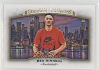 Horizontal - Ben Simmons