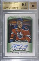 Goodwin - Connor McDavid [BGS 9.5 GEM MINT]