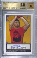 Ben Simmons [BGS 9.5 GEM MINT]
