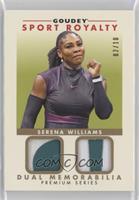 Serena Williams #/10