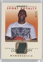 LeBron James #1/15