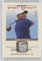 Tiger Woods #/15
